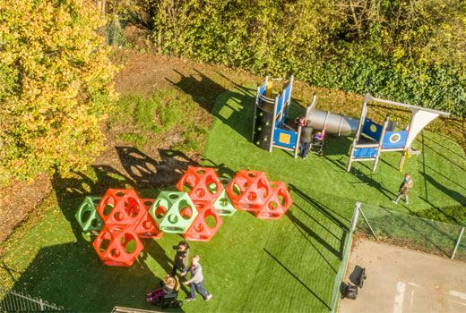 Kingsland school Special Needs Playgrounds