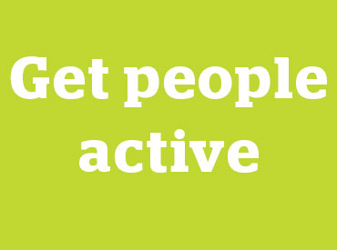 get people active